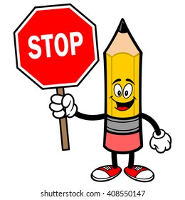 Stop Sign Sketch Images Stock Photos Vectors Shutterstock