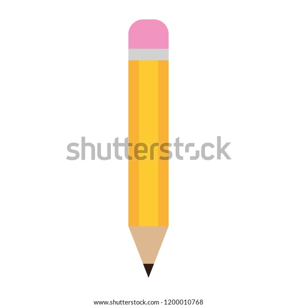 pencil write isolated icon