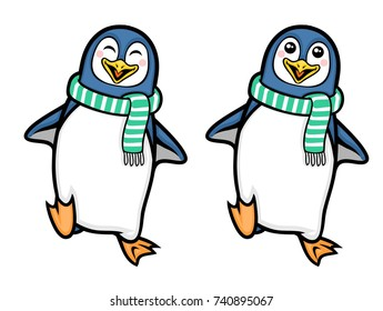 penguins are dancing