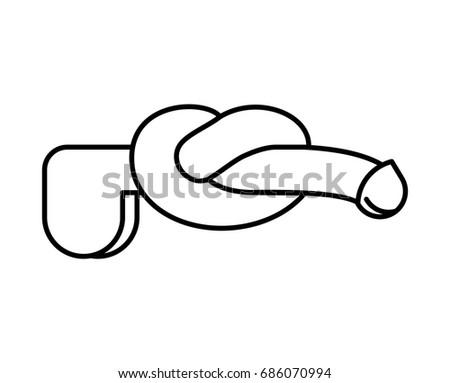 Tecknad sex symboler