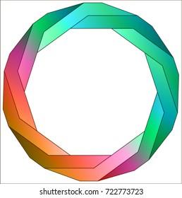 Penrose decagon