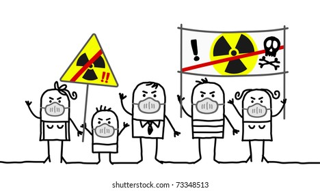 people against nuclear power
