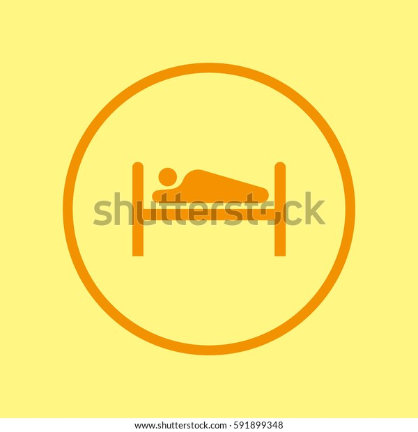 People, Bed, icon