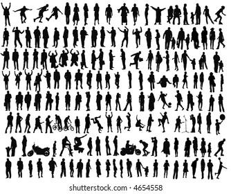 people( business,lifestyle,music,sport,children)
