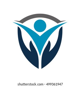 People Care and Protection Logo