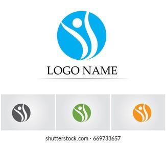 people care success health life logo