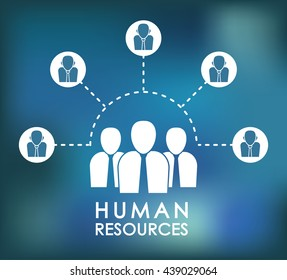 People connection design. Social Network icon, vector graphic