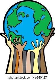 People Helping the World
