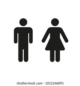 people icon man woman flat dating site symbol family male and female human girl and boy illustration heart relationship wc toilet logo population life insurance nation boy and girl conversation symbol