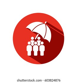 People insurance icon