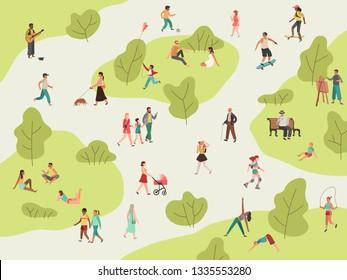 人混み イラストのイラスト素材画像ベクター画像 Shutterstock