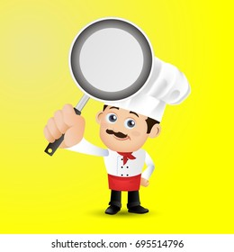 People Set - Profession -Chef
