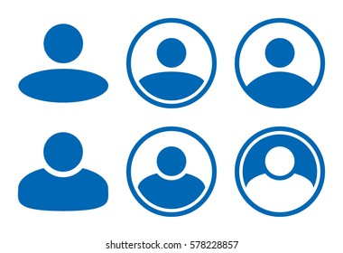 People user profile sign avatar icon