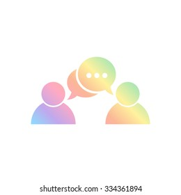 people -  vector icon