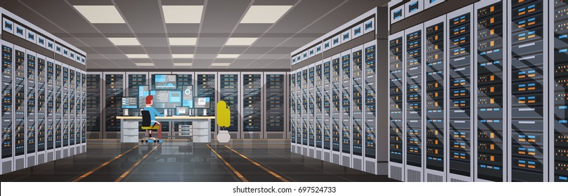 Database Administrator Images, Stock Photos & Vectors | Shutterstock