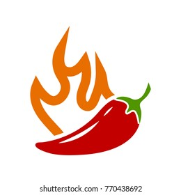 pepper hot icon