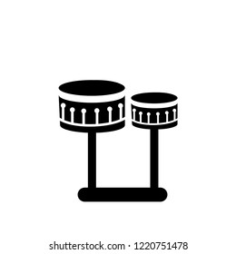 Percussion icon. Trendy Percussion logo concept on white background from Music collection. Suitable for use on web apps, mobile apps and print media.