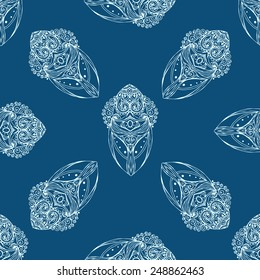 Perfect graphical pattern. Geometrical texture made in vector. Unique background for invitations, cards, websites any other kind of design, birthday.