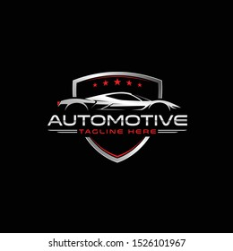 Perfect logo for business related to automotive industry