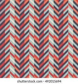 Perfect seamless geometric pattern.