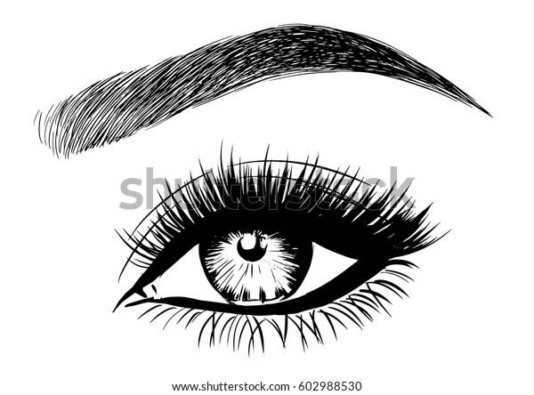 Perfect Winged Eyeliner