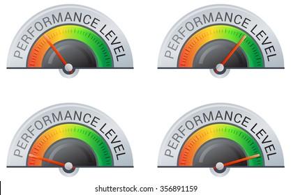 Performance Meter - 4 Stage  Illustration