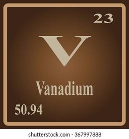 Periodic table elements vanadium stock photo photo vector periodic table elements vanadium stock photo photo vector illustration 368855333 shutterstock urtaz Choice Image