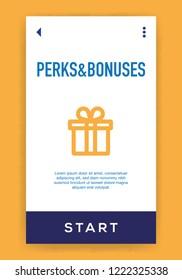 Perks & Bonuses Icon