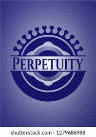 Perpetuity jean background