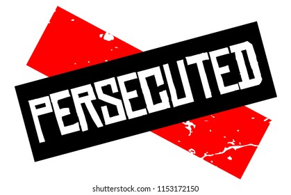 Persecuted attention sign