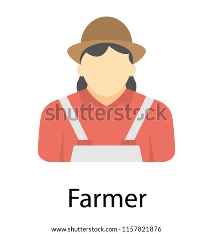 50b2806eac63a2 ... italy a person in dungaree and hat making icon for farmer icon 64111  0161b