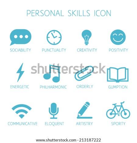 personal skills on resume