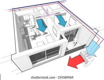 Air Conditioner Window Unit Images, Stock Photos & Vectors ...