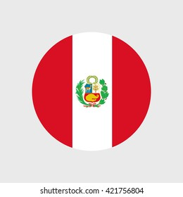 Peru national flag