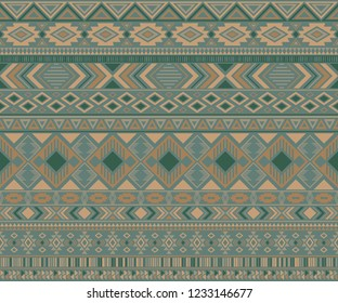 Peruvian american indian pattern tribal ethnic motifs geometric seamless background. Cool native american tribal motifs textile print ethnic traditional design. Navajo symbols clothes pattern.