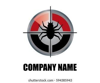 e05f793d Pest Control Business Logos Images, Stock Photos & Vectors ...