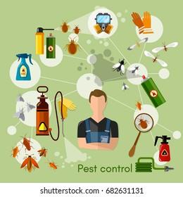 pest-control-services-infographics-detec