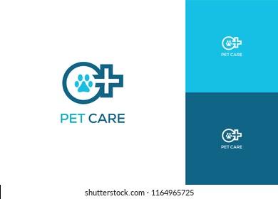 Pet Care Logo Design