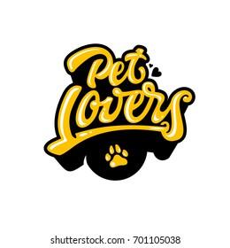 Pet Lovers Logo