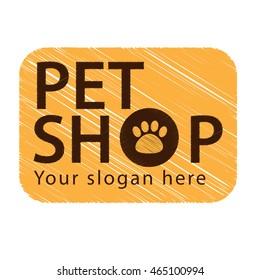 Pet shop logo 1