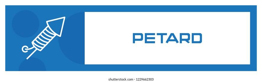 Petard Icon Concept