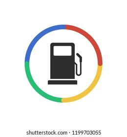 Petrol Pump - App Icon