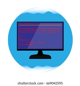 Petya A virus illustration. World web virus attack by Petya A virus.