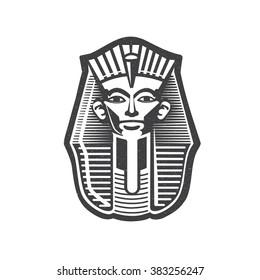 Pharaoh. Egyptian ancient symbol.