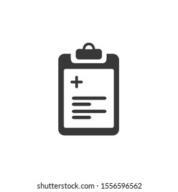 Pharmacy inventory list. Isolated image. Medicine vector illustration