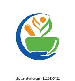 Pharmacy Logo Vector Inspiration