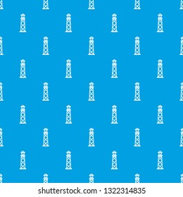 Pharos pattern vector seamless blue repeat for any use