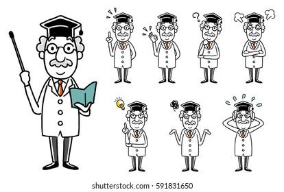 PhD : Set, Variation