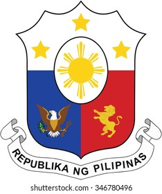 Philippines Coat of arm