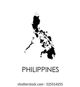 Philippine Map Logo Philippines Map Images, Stock Photos & Vectors | Shutterstock